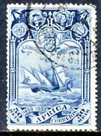 !■■■■■ds■■ Africa 1898 AF#5ø Vasco Da Gama 50 Réis (x9009) - Portugiesisch-Afrika