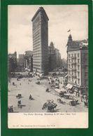 CPA / NEW YORK  The Fuller Building BROADWAY & 5th Avenue /  NON ECRITE - Broadway