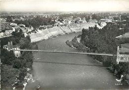CARBONNE - Le Pont Suspendu. - Other Municipalities