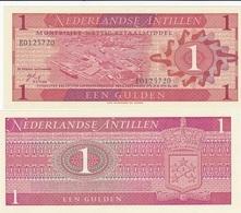 Netherlands Antilles - 1 Gulden 1970 UNC Lemberg-Zp - Netherlands Antilles (...-1986)