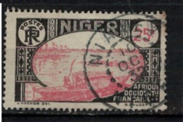 NIGER    N°  YVERT    36   ( 2 )      OBLITERE       ( O   3/01 ) - Usati