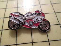 PIN413F Pin's Pins / Rare Et Beau : MOTOS / MOTO SPORTIVE DE MARQUE BURAGO - Motorräder