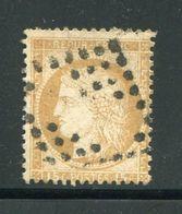 Y&T N°55,  Losange évidé - 1871-1875 Cérès