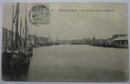 Dunkerque - Le Bassin De Commerce - Dunkerque