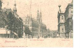 Amsterdam - CPA - Het Niewe Post Gebouw - Amsterdam