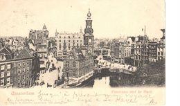 Amsterdam - CPA - Panorama Met Munt - Amsterdam
