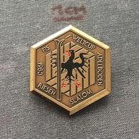 Badge (Pin) ZN006714 - Skiing Switzerland Adelboden World Cup 1983 - Winter Sports