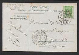 Suisse - Cachet Linéaire  ST BEATENBERG / STATION - Storia Postale