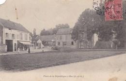 BUC - YVELINES -  (78)  -  CPA DE 1908. - Buc