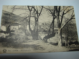 C.P.A. - Corse - Bocognano (20) - 1910 - SUP (S75) - France