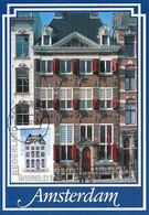 D33123 CARTE MAXIMUM CARD 2012 NETHERLANDS - MUSEUM REMBRANDT HOUSE AMSTERDAM CP ORIGINAL - Architecture