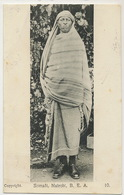 Somali, Nairobi B.E.A. P. Usd Mombasa To Oran Algeria - Kenya