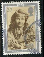 1990 37p Queen Mother  #1330 - 1952-.... (Elizabeth II)