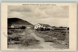 52229724 - Kirche Schule Mission - Angola