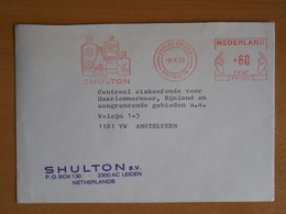 Ema, Meter, Shulton, Old Spice, Seagull - Postzegels