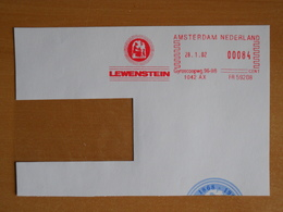 Ema, Meter, Sewing Machine, Lewenstein - Postzegels