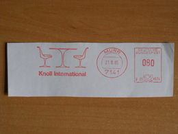 Ema, Meter, Furniture, Chair, Table - Postzegels