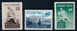 BELGIE  BELGIQUE  860/862  **  MNH - Belgium