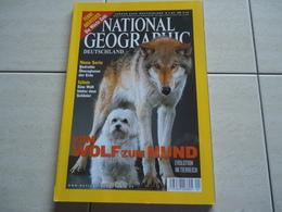 National Geographic (deutsch) Ausgabe 01/2002 - Magazines & Newspapers
