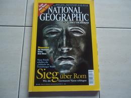 National Geographic (deutsch) Ausgabe 03/2002 - Magazines & Newspapers
