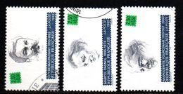 N° 2799,2802,2804 - 1993 - Gebraucht
