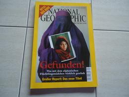 National Geographic (deutsch) Ausgabe 04/2002 - Magazines & Newspapers