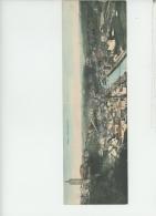 BE THUIN /vue D'ensemble / BELLE CARTE COULEUR PANORAMIQUE Format 9 * 28 - Thuin
