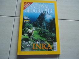 National Geographic (deutsch) Ausgabe 05/2002 - Magazines & Newspapers