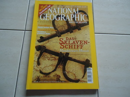 National Geographic (deutsch) Ausgabe 08/2002 - Magazines & Newspapers
