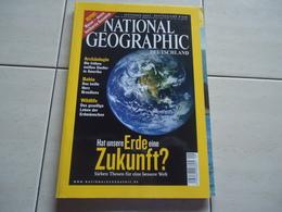 National Geographic (deutsch) Ausgabe 09/2002 - Magazines & Newspapers