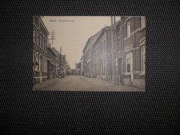Haelen (Halen)  :    Diestresche Straat - Halen