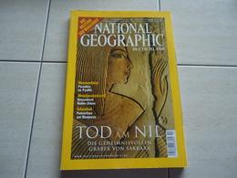 National Geographic (deutsch) Ausgabe 10/2002 - Magazines & Newspapers