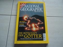 National Geographic (deutsch) Ausgabe 11/2002 - Magazines & Newspapers