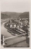 AK Tetschen Decin Hafen Bahnhof ? A Bodenbach Podmokly Obergrund Priper Niedergrund Dolni Zleb Mittelgrund Laube Loubi - Sudeten