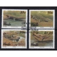 Venda Set Of Stamps Showing Crocodiles From 1992.  This Set Is In Fine Used Condition. - Venda