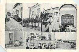 D1185 Hotel Mar Azul Restaurant Bar Pineda De Mar - Espagne