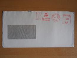 Ema, Meter, Cutlery, Knife, Fork, Spoon, Wmf - Postzegels