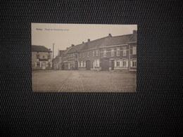 Haelen (Halen)  :  Markt En Diestersche Straat - Halen