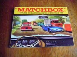 MATCHBOX   CATALOGUE 1969   46 PAGES - Catalogues & Prospectus