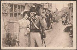 George Sheridan Knowles - Home Again, 1911 - Boots Postcard - Paintings