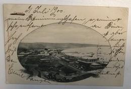 AK  CHILE   CORONEL   1900. - Chile