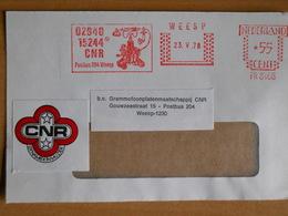 Ema, Meter, Telephone, CNR Records, Music - Postzegels