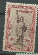 Uruguay   - Yvert N°  216 *    -   Pa 11115 - Uruguay