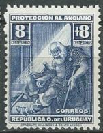 Uruguay   - Yvert N°  413 *    -   Pa 11116 - Uruguay