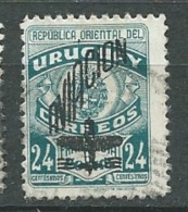 Uruguay  - Aérien - Yvert N°  141  Oblitéré   -   Pa 11139 - Uruguay