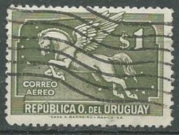 Uruguay   - Aérien  - Yvert N°   71  Oblitéré   -   Pa 11142 - Uruguay