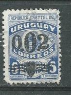 Uruguay   -  - Yvert N°   581  Oblitéré   -   Pa 11145 - Uruguay