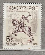 AUSTRIA OSTERREICH 1990 MNH(**) Mi 1978 #21980 - 1945-.... 2ème République