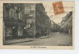 CAEN - Rue Caponière - Caen