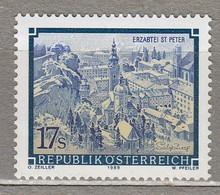 AUSTRIA OSTERREICH 1989 Definives MNH(**) Mi 1963 #21981 - 1945-.... 2ème République